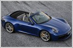 Porsche unveils new 911 Carrera S and 4S Cabriolet