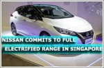 Nissan commits to full electrified range in Singapore