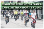 Singapore gears up for faster, car-lite transport by 2040