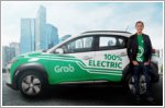 Grab adds 200 Hyundai Kona Electric vehicles