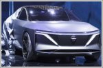 Nissan IMs concept makes world debut