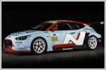 Hyundai Veloster N race car makes world debut