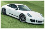 Porsche announces its partnership with the 2019 SMBC Singapore Open