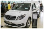 Mercedes-Benz launches the new Citan in Singapore