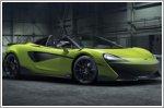 McLaren unveils the new 600LT Spider