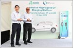 Ascendas-Singbridge partners SP Group to provide high-speed EV charging points