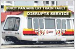 Train fault at Fajar causes Bukit Panjang LRT service disruption