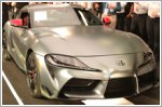 First production 2020 Toyota GR Supra goes for US$2.1 million