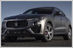 Maserati presents limited edition Levante Vulcano