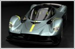 Aston Martin confirms Valkyrie AMR Performance Pack and exhaustive options list