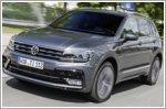 Volkswagen celebrates its five millionth Tiguan