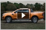 Ford unveils new Ranger pick-up