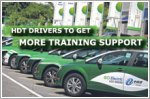 HDT taxi drivers to get more training support
