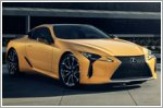 Lexus LC500 Inspiration Series debuts at Chicago Auto Show