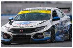 Honda Civic Type R TCRs finish 1-2 in Daytona
