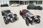 Bentley begins year of exclusive celebrations