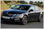 Skoda launches U.K. special edition Octavia vRS Challenge