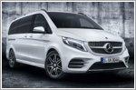 Mercedes-Benz reveals new V-Class facelift