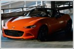 Mazda unveils MX-5 30th anniversary edition