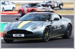 Silverstone Classic partners with Aston Martin