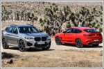 BMW debuts the new X3 M and X4 M Competition models
