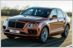 The new Bentley Bentayga Speed is the world's fastest SUV