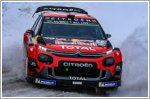 Citroen secures second consecutive WRC podium