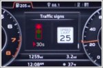 Audi expands traffic light information with speed recommendations