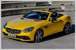 Celebratory Mercedes-Benz SLC Final Edition marks the end of production