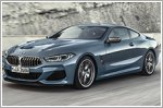 The all new BMW 8 Series Coupe now available in Singapore