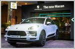 First delivery of Porsche Macan to 20 customers in Singapore