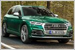 Audi unveils the new SQ5 performance SUV