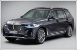 BMW hosts international launch of the X7 in U.S.A