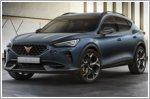 Cupra unveils Formentor concept car