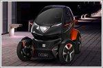 Seat unveils its Minimo concept vehicle