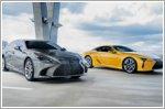 Lexus celebrates its 10 millionth vehicle sold globally