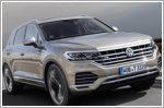 New Touareg V8 TDI to debut in Geneva