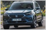 Seat Tarraco achieves five-star Euro NCAP rating
