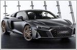 R8 V10 Decennium celebrates 10 years of Audi V10