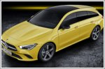 New Mercedes-Benz CLA Shooting Brake