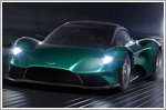 Aston Martin Vanquish Vision Concept debuts in Geneva