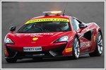 McLaren extends British GT Championship partnership