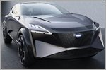 Nissan launches IMQ concept in Geneva
