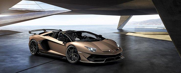 Lamborghini Aventador Svj Roadster Makes World Premiere In Geneva