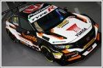Halfords Yuasa Racing's new BTCC Civic Type R