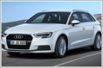 Audi A3 Sportback g-tron gets longer CNG range