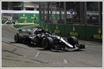 Mercedes-AMG Petronas Motorsport Experience at the Singapore GP