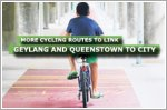 Cycling routes to link Geylang and Queenstown to city
