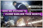 Some NEL stations to close earlier this month on weekends