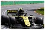 Renault finish seventh in Australia